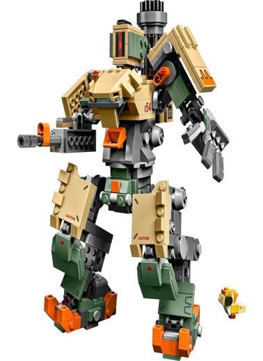 Lego LEGO Overwatch Bastion  Renkli